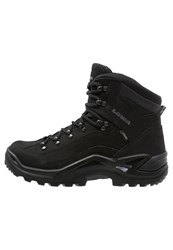 Lowa Renegade Gtx Mid Walking Boots Schwarz Black