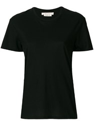 Alyx Round Neck T Shirt Black