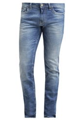 Gas Jeans Gas Albert Slim Fit Jeans Hellblau Light Blue
