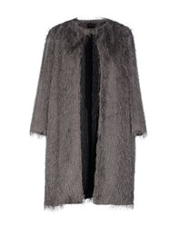 Blanca Luz Coats And Jackets Full Length Jackets Women Grey