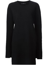 Ellery Oversized Jumper Black