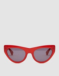 Sun Buddies Edgar Sunglasses In Twizzler Red