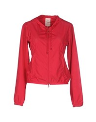 Amy Gee Coats And Jackets Jackets Women Garnet