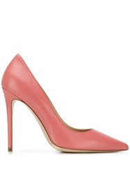 Deimille Classic Pointed Pumps Pink