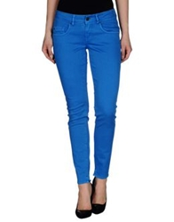 Maison Clochard Denim Pants Azure