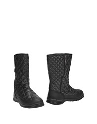 The North Face Footwear Ankle Boots Black