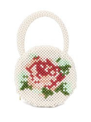 Shrimps Rosa Beaded Bag 60