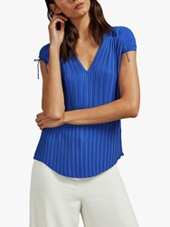 Ted Baker Chasta Top Mid Blue
