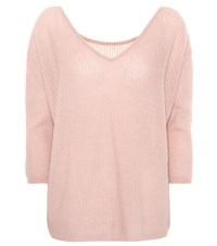 81 Hours Cashmere Sweater Pink