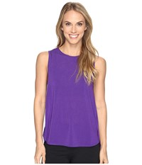 Lucy Dream On Muscle Tank Top Prism Violet Women's Sleeveless Purple