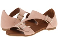 Miz Mooz Roman Blush Women's Sandals Pink
