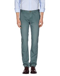 Guess Trousers Casual Trousers Men Dark Green