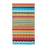 Missoni Home Hugo Beach Towel Bright Multicoloured