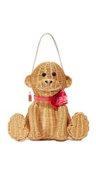 Kate Spade Wicker Monkey Bag Multi