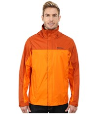 Marmot Precip Jacket Vintage Orange Warm Spice Men's Coat