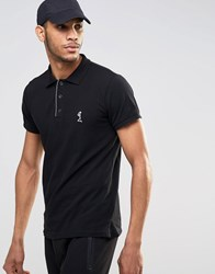 Religion Polo Shirt Black