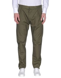 Selected Homme Trousers Casual Trousers Men Military Green