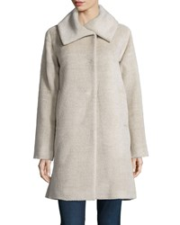 Jane Post Alpaca Blend Coat Women's