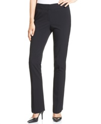 Nine West Skinny Leg Stretch Pants Black