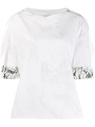 Chalayan Casual Blouse White