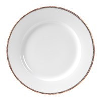 Pip Studio Spring To Life Dinner Plate White