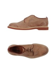 Wexford Lace Up Shoes Brown