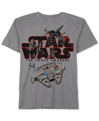 Men's Star Wars Graphic T Shirt From Jem