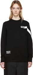 Hood By Air Black Nothing Pullover