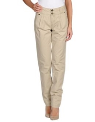 Timeout Casual Pants Sand