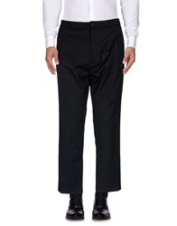 .. Beaucoup Casual Pants Black