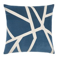Harlequin Sumi Indigo Bed Cushion 45X45cm