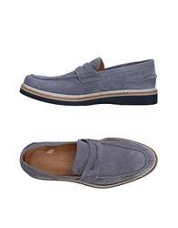 Gold Brothers Footwear Loafers Light Grey