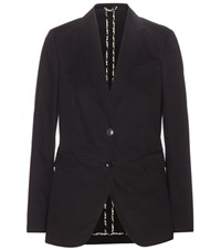 Etro Cotton Blazer Black