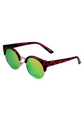 Evenandodd Sunglasses Brown Pink