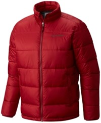 Columbia Men's Rapid Excursion Thermal Coil Jacket Red