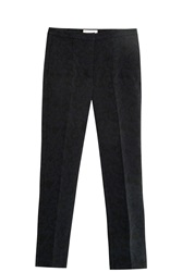 Paul And Joe Sister Jacquard Trousers Navy