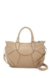 Liebeskind Esthere Leather Satchel Brown