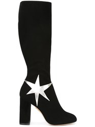 Charlotte Olympia 'Barbara' Boots Black