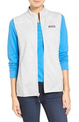 Vineyard Vines Women's Shep Quilted Panel Vest