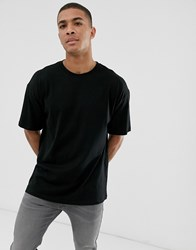 New Look Oversized T Shirt In Black
