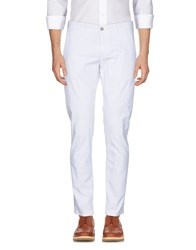 0 Zero Construction Casual Pants White