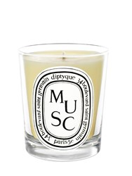 Diptyque 190Gr Musc Scented Candle Transparent