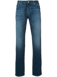 Ag Jeans Graduate Fit Men Cotton 30 Blue