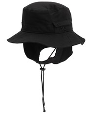 New Era Adventure Dogear Bucket Hat Black