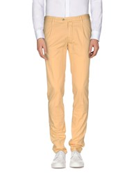 Luigi Bianchi Mantova Trousers Casual Trousers Men Light Yellow