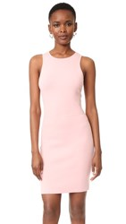 Elizabeth And James Ritter Dress Coral