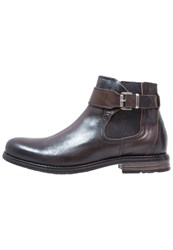Sneaky Steve Milton Boots Charcoal Black