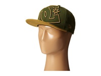 Double Up Hat Miltary Dc Wheat Baseball Caps Olive