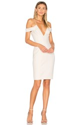 Jay Godfrey Hoy Dress Ivory