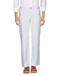 Miu Miu Casual Pants White